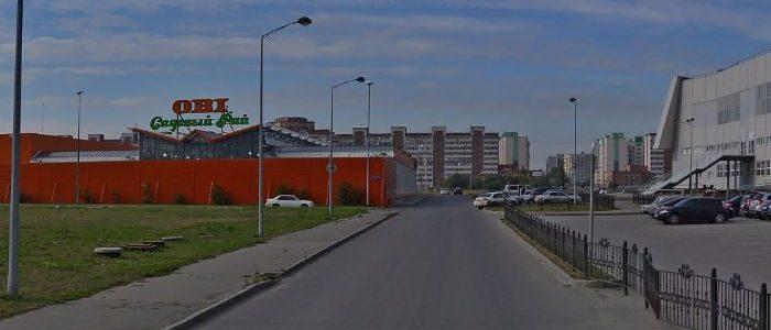 Магазин ОБИ в Омске