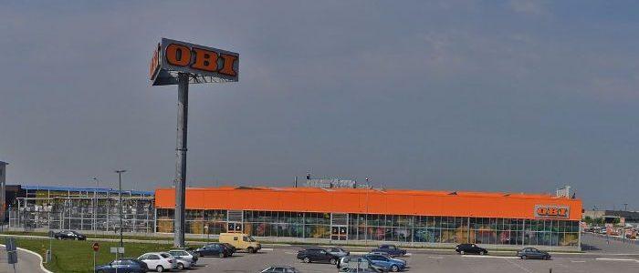 Магазин ОБИ МОЛЛ в Рязани