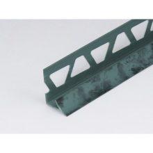 Профиль ПВХ Palladium: раскладка под плитку 7 - 8 мм зеленая 2.5 м