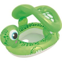 Круг надувной Bestway Floating Turtle Baby Care Seat 74х66 см