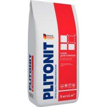 Клей для укладки Плитонит С мрамор 5 кг