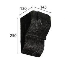 Консоль Cosca для балки венге 200 х 170 мм