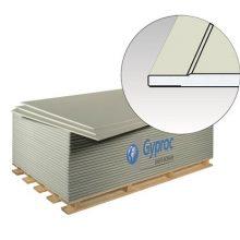 Гипсокартон листовой стандартный Gyproc 9.5 мм