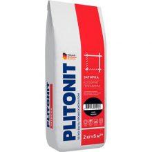 Затирка цветная Плитонит Colorit Premium черная 2 кг