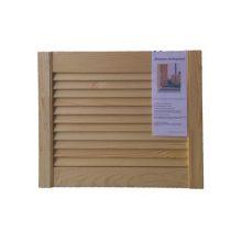 Дверца жалюзийная наборная сорт А 850 х 394 мм