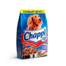 Корм Chappi для собак, с говядиной 2.5 кг