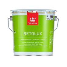 Краска BETOLUX для полов глянцевая 2,7л