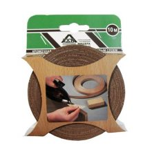 Кромка ТДВ для окромления торцов ЛДСП Легно табак с клеем