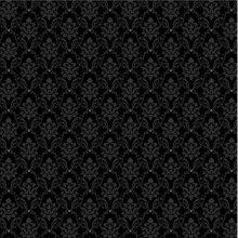 Керамогранит Kerama Marazzi Уайтхолл черный 40,2х40,2 см