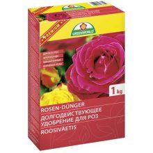 Удобрение ASB Greenworld долгодействующее для роз с магнием, 1 кг