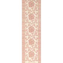 Бордюр LASSELSBERGER Белла розовый 6х19,8 см
