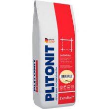 Затирка цветная Плитонит Colorit Premium светло-желтая 2 кг