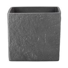 Кашпо Шойрих 970 графит керамическое D16 H17