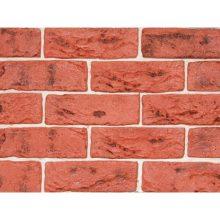Гипсоцементная плитка Касавага 0215 красно-черная 0,5м2