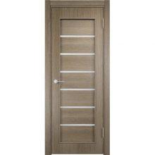 Дверное полотно VERDA 3D 2000х600 мм дуб дымчатый