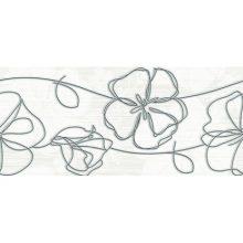 Декор Cersanit Stripe светло-бежевый 20x44 см