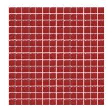 Мозаика ELADA Crystal красный 32,7x32,7 см