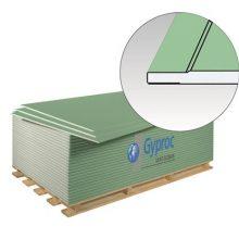 Гипсокартон листовой влагостойкий Gyproc 12.5