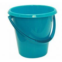 Ведро IDEA хозяйственное пластиковое круглое 17л