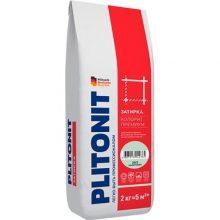 Затирка цветная Плитонит Colorit Premium салатовая 2 кг