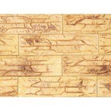 Гипсоцементная плитка Касавага 0502 желтая с патиной 0,5кв.м.