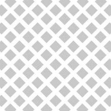 Панель перфорированная Loccato Dedalo белая HDF 600 х 1220 х 3 мм