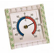 Термометр акриловый OBI для окна