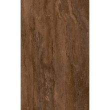 Плитка настенная Терракотта Twisty коричневый 25x40 см
