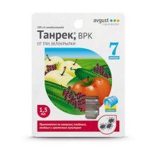 Средство от тли и белокрылки Avgust Танрек 7 ампул по 1,5 мл
