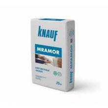 Клей КНАУФ-Мрамор плиточный белый 25 кг
