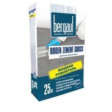 Ровнитель для пола Bergauf Zement Gross 25 кг