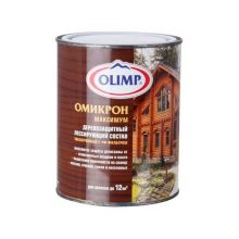 Антисептик OLIMP Омикрон Максимум палисандр 0.9 л