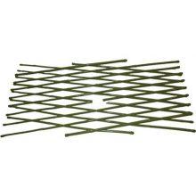 Решетка Best Solution бамбуковая в пластике 135 см