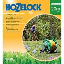 Тележка со шлангом HOZELOCK 20м с фитингами