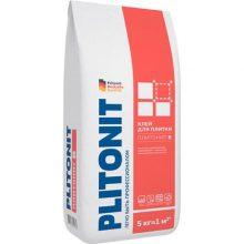 Клей для укладки Плитонит В 5 кг