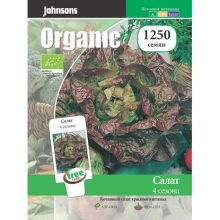 Салат 4 сезона (серия ORGANIC) JOHNSONS