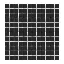 Мозаика ELADA Crystal черный 32,7x32,7 см