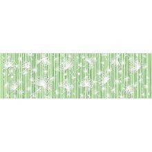 Бордюр Cersanit Light зеленый 6х20 см
